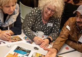 Webinar WS Nederland – Matching: nieuwe kansen voor vluchtelingen en krimpregio's?
